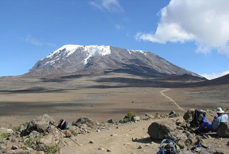 waar ligt kilimanjaro